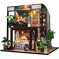 Flever Dollhouse Miniature DIY House Kit