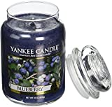 Yankee Candle Large Jar Candle, Blueberry