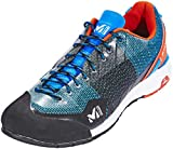 MILLET Amuri, Chaussures d'escalade Mixte Adulte - Bleu (Electric Blue/Orange) - 40 EU