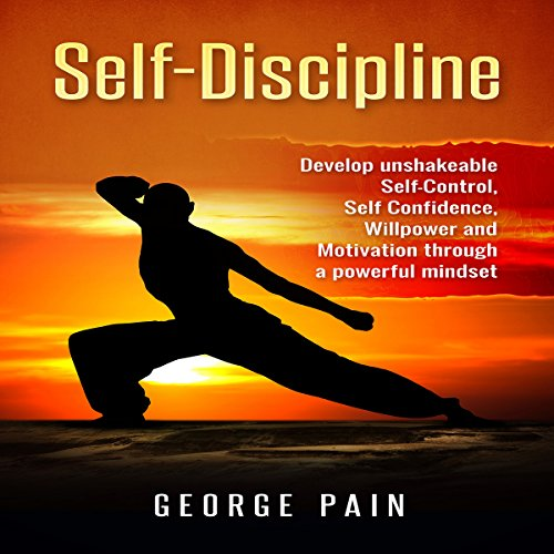 Self-Discipline, Volume 1 audiobook cover art
