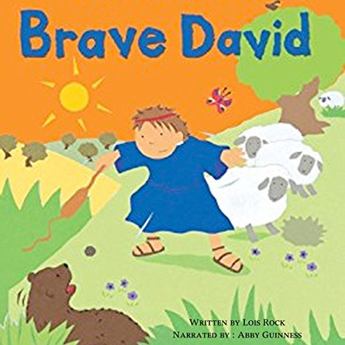 Brave David Audiobook By Lois Rock cover art