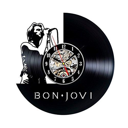 Handgefertigte Vintage Vinyl Taktgeber-Geschenk für Bon Jovi Fans