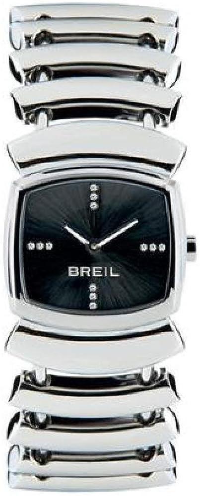 breil orologio al quarzo da donna con display analogico tw1173