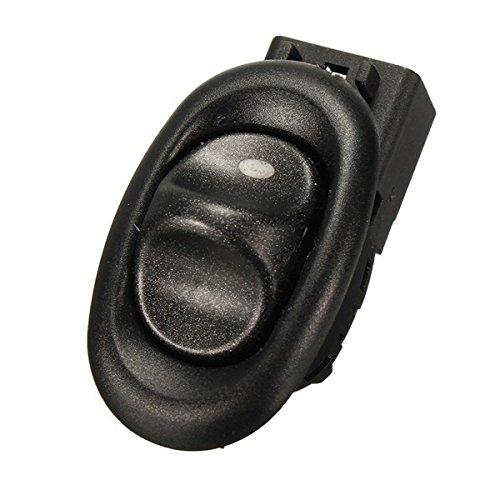 C-FUNN Bouton D'Interrupteur De La Fenêtre d'alimentation Arrière Noir pour Holden Commodore Vt Vx 97-02 Vz