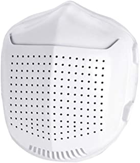 Smart Air Supply Electric Mask Air Purifying Mask Anti Pollution Mask for Running/Travel/Dust/Air Pollution/Sport/Motorcycle