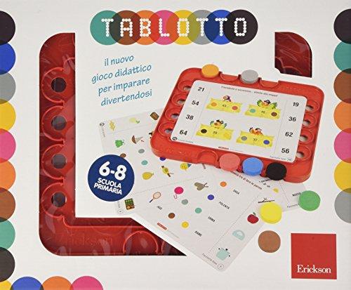 Tablotto. Con gadget