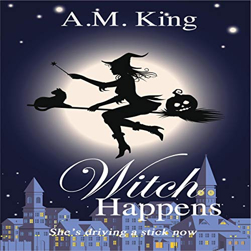 Witch Happens cover art