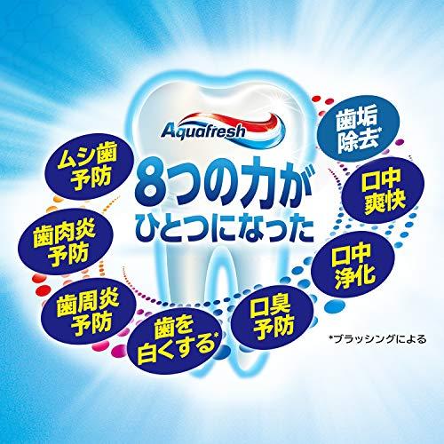 GSK『アクアフレッシュコンプリートプラス歯周病ケア』