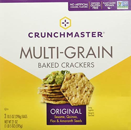 Crunchmaster Multi Grain Cracker (Pack Of 1) 21 Ounce