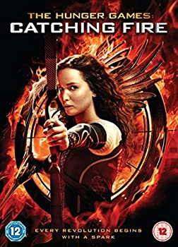 The Hunger Games  Catching Fire [DVD] [2013]