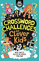 Crossword Challenges for Clever Kids, 12 (Buster Brain Games)