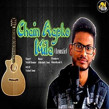 Chain Aapko Mila (Acoustic Version)