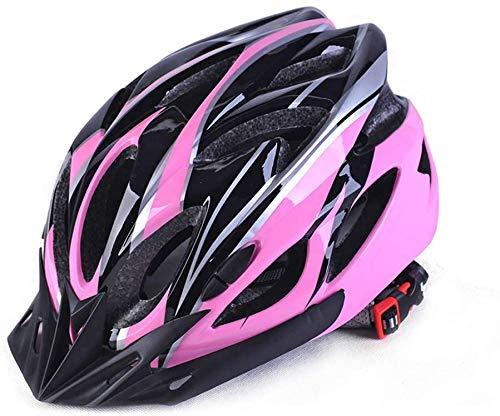 HYLL Hombres y Mujeres Completamente Auriculares diseñados para los Accesorios de la Carretera de montañas escarpadas Moto ATV Sport,Rosa tamaño-Negro