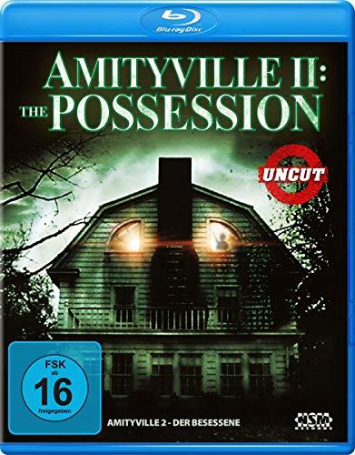 Amityville 2 - Uncut [Blu-ray]