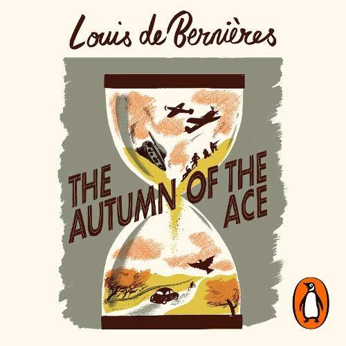 Page de couverture de The Autumn of the Ace