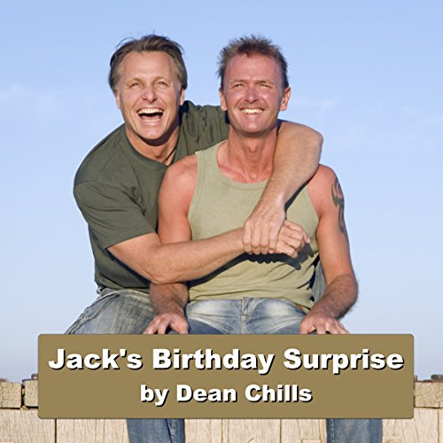 Jack's Birthday Surprise audiobook cover art