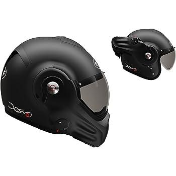 Size XS Bond Matt Titan-Black ROOF Helmet Boxer V8