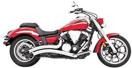 Freedom MS00005 Exhaust (Radius Chrome Suzuki M109R)