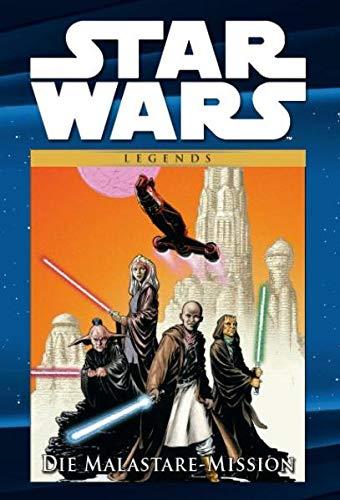 Star Wars Comic-Kollektion: Bd. 97: Die Malastare-Mission