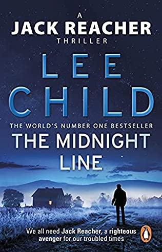 book cover of The Midnight Line