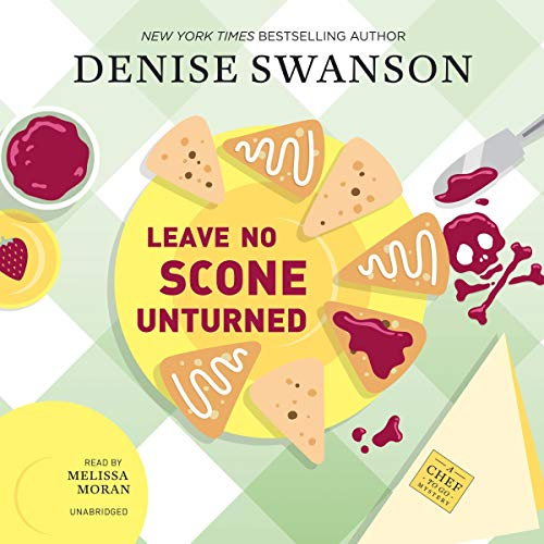 Leave No Scone Unturned cover art