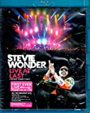 Best Bluray Concerts - Stevie Wonder: Live at Last [Blu-ray] Review