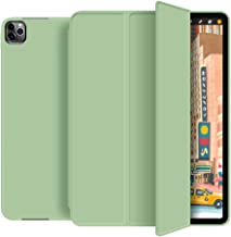 Case for New iPad Pro 11 Inch 2020, Smart Case with Auto Sleep/Wake,Trifold Stand Cover for iPad Pro 11 Inch 2020,Matcha G...