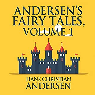 Andersen's Fairy Tales, Volume 1 audiobook cover art