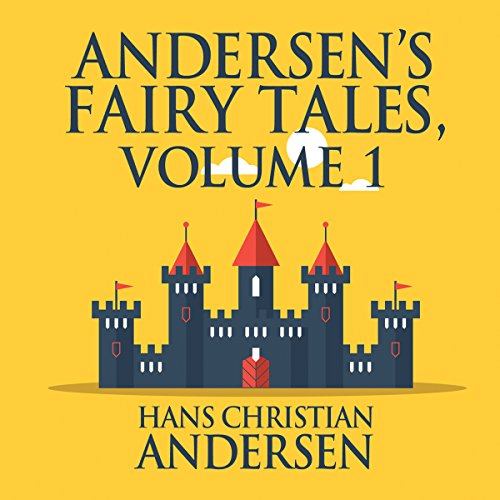 Andersen's Fairy Tales, Volume 1 cover art