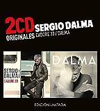 Sergio Dalma -Cadore 33 / Dalma (2 CD)