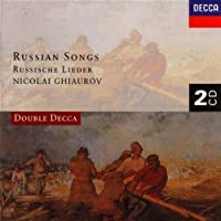 Russian Songs by Nicolai Ghiaurov