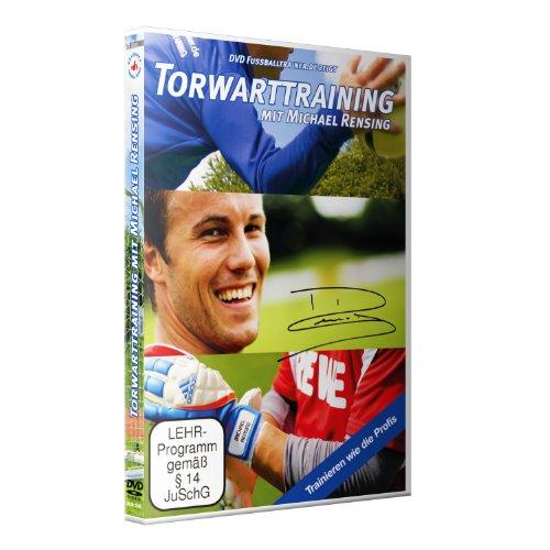 Torwarttraining mit Michael Rensing / Neue Fußballübungen im Fußballtraining (DVD)