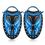 TAGVO Strength Hand Paddles Palas de Mano para natación Swimming Paddles for Training Unisex