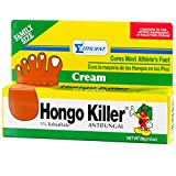 Hongo Killer Antifungal Cream, 1 Ounce
