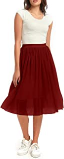 Tutu Skirt Tukke Homecoming Knee Tea Length Junior Casual Dress Prom Party Dresses Middle Girls Gowns