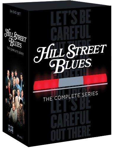 Hill Street Blues: La serie completa