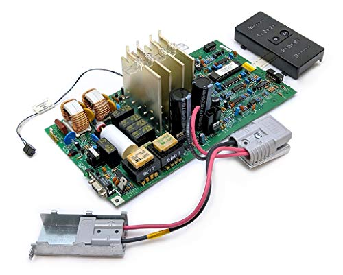 APC Smart-UPS XL 2200VA RM Main Controller Circuit Board I/O Panel...