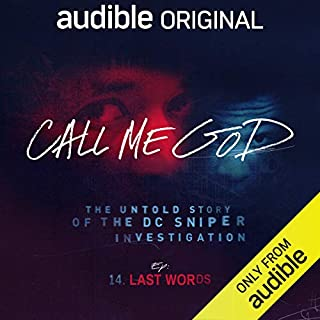 Chapter 14: Last Words (Call Me God) cover art