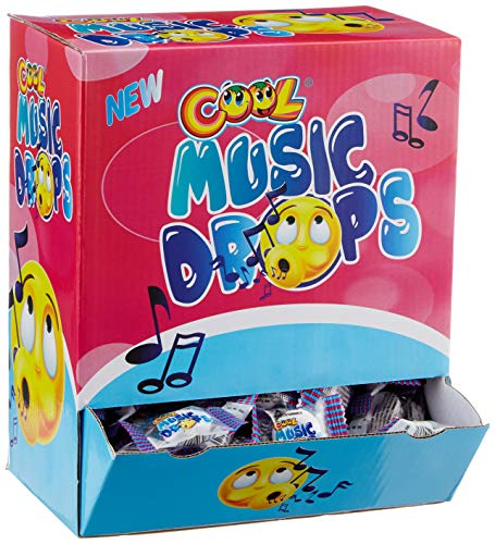 Cool Music Drops, 1er Pack (1 x 680 g)