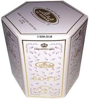 Soft Perfume Oil - 6 x 6ml by Al Rehab by Al Rehab