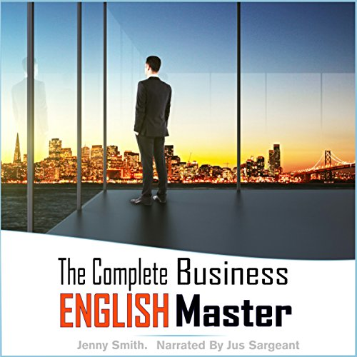 The Complete Business English Master: Book One and Two audiobook cover art