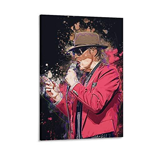 Jiandan Udo Lindenberg Das Leben e Honig Im Kopf - Poster decorativo da parete, 60 x 90 cm