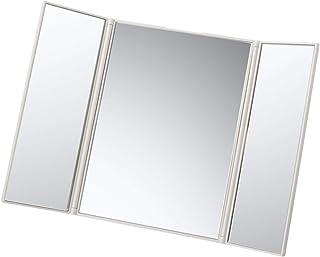 Muji Folding Mirrors, White, Small