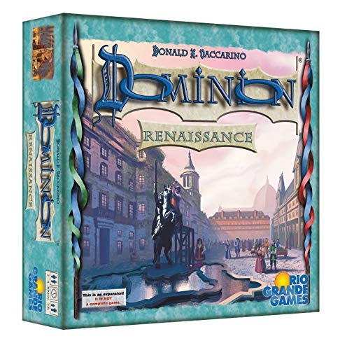 Rio Grande Games - Dominion Expansion Seaside , color/modelo surtido