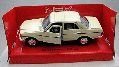 Welly DieCast metall Modellauto 1:36-39 Mercedes Benz E Klasse beige neu und box
