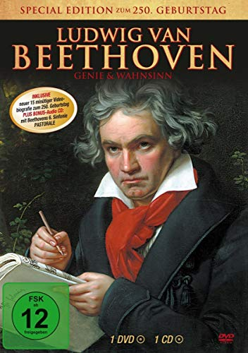 Ludwig van Beethoven - Special Edition (inkl. Audio CD) [2 DVDs]