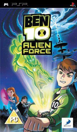 Ben 10: Alien Force (Sony PSP) [Import UK]