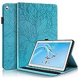 C/N DodoBuy caso para Lenovo Tab M10 HD 10.1 'tableta, árbol de la vida patrón magnético Flip...