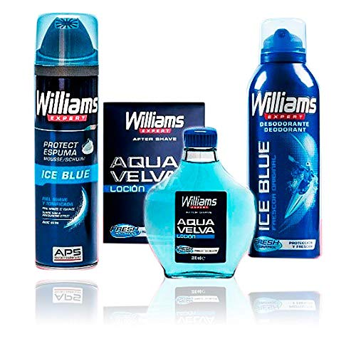 Williams Aqua Velva Set de Regalo - 3 Piezas