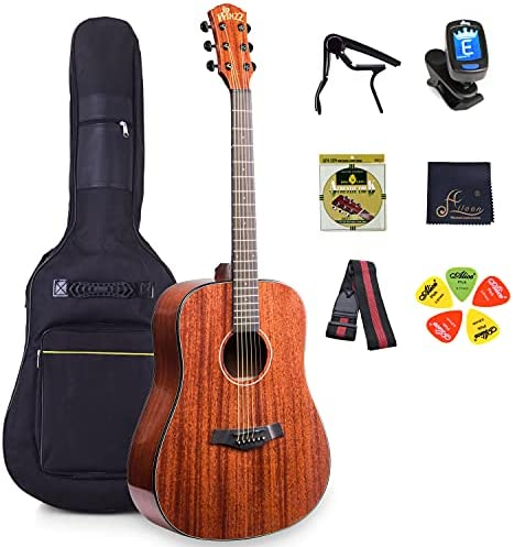 Top 10 Best accustic guitar full size